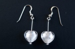 Sterling Silver Earrings @ £9 - Boxed > 1